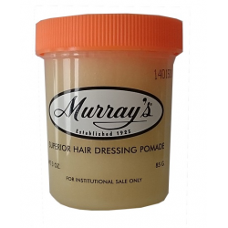 Murray's - Superior Pomade  PRISON EDITION