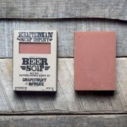 Beer Soap - Blonde Ale Grapefruit Spruce