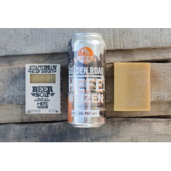 Beer Soap - Hefeweizen Citrus Vegan