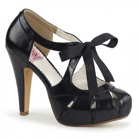Pin Up Couture BETT19 Black