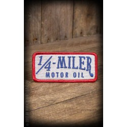Rumble59 Patch 1/4-Miler Motor Oil