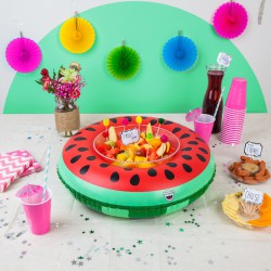 Big Mouth Watermelon Serving Ring