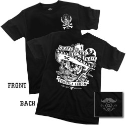 Grave Before Tequila Tshirt