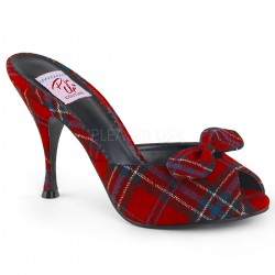 Pin Up Couture MONROE Red Plaid