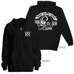 Grave Before Shave - Viking Hoodie