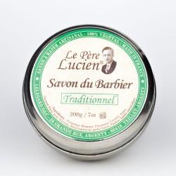 Le Père Lucien - Traditionnel - Savon à Raser Artisanal