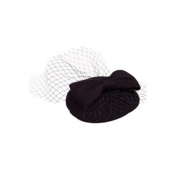 Banned Retro 50s Candice Hat Black