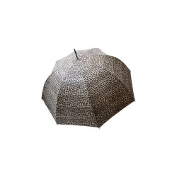 Collectif Lacy Leopard Umbrella