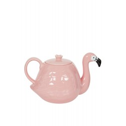 Voodoo Vixen Flamingo Tea Pot