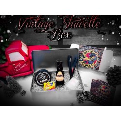 Dandy Rebelz Black Shavette Box
