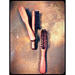 DandyRebelz Beard Brush With Handle