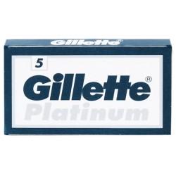 5 Lames GILLETTE PLATINUM