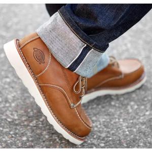Dickies New Orleans Boots Dark Brown