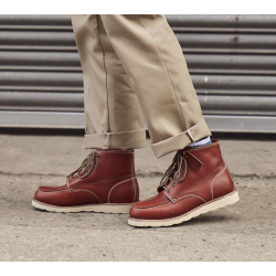 Dickies New Orleans Boots Chestnut