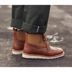 Dickies Eagle Peak Boots Brown