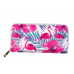 Banned Pink Moon Wallet Flamingo