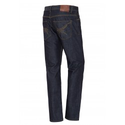 King Kerosin Regular Fit Jeans Dark Blue