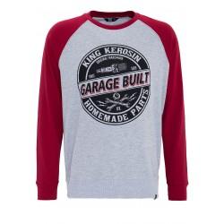 King Kerosin Sweater Garage Built