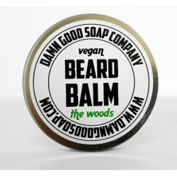 Damn Good Soap Company - The Woods Vegan Beard Balm