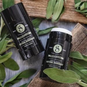 Suavecito Fresh Sage Natural Deodorant