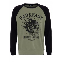 King Kerosin Sweater Bad & Fast