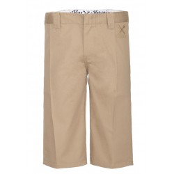 King Kerosin Workwear Shorts Camel
