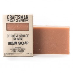 Beer Soap - Citrus Spruce Season
