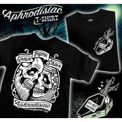 Grave Before Shave - Aphrodisiac Tshirt
