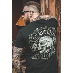Lucky 13 Dead Skull Tshirt