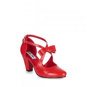Lulu Hun Mona Heel Red