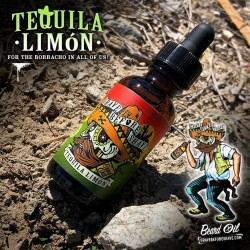 Grave Before Shave - Tequila Limon Beard Oil