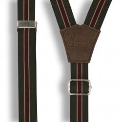 Wiseguy The Indy Speed Racing Suspenders