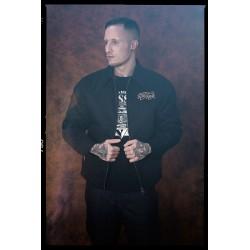 King Kerosin Winter Jacket Hot Rod