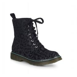 Lulu Hun Vasil Leopard Boots