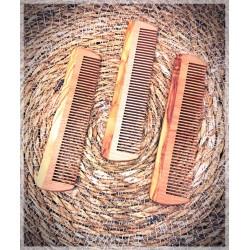 Dandy Rebelz Light Wooden Pocket Comb