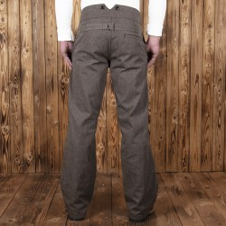 Pike Brothers 1905 Hauler Pant Seattle Brown