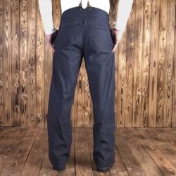 Pike Brothers 1905 Hauler Pant Steel Denim