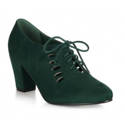 Lulu Hun Gerry Heels Green