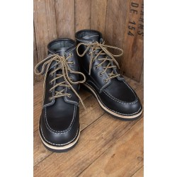 Dickies New Orleans Boots Black
