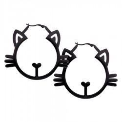 Wildcat Steel Blackline Meow Hoops