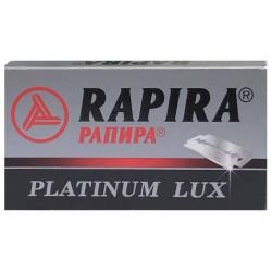 Rapira Platinum Lux - 5 Lames De Rasoir