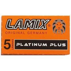 Lamix Platinum Plus - 5 Lames De Rasoir
