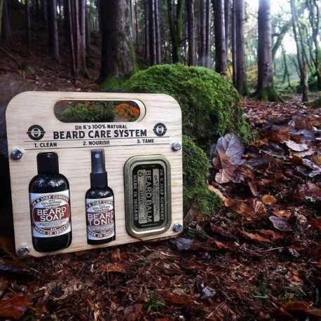 Dr. K's - Beard Care System Cool Mint