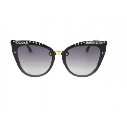 Collectif Janet 50s Sunglasses Black