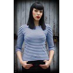 Rumble59 Striped Shirt Let's be Audrey!