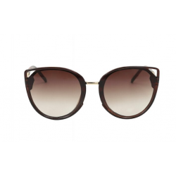 Collectif Jane 50s Sunglasses Brown