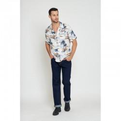 Collectif Oscar Palm Hawaii Shirt