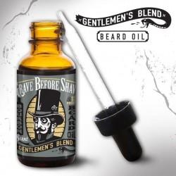 Grave Before Shave - Gentlemen Beard Oil