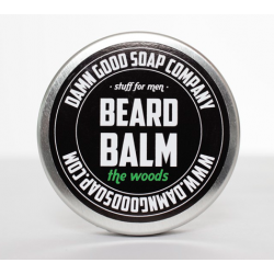 Damn Good Soap Company - The Woods Beard Balm