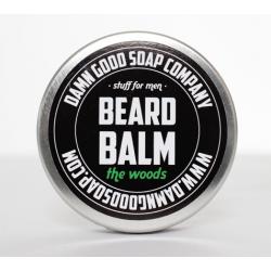 Damn Good Soap - The Woods Beard Balm 50ml